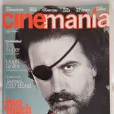 Cine: REVISTA / CINEMANIA N° 3. Lote 195619036