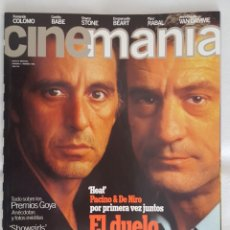 Cine: REVISTA / CINEMANIA N° 5. Lote 195619150