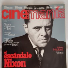 Cine: REVISTA / CINEMANIA N° 6. Lote 195619178