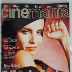 Cine: REVISTA / CINEMANIA N° 7. Lote 195619322