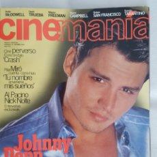 Cine: REVISTA / CINEMANIA N° 13. Lote 195619832