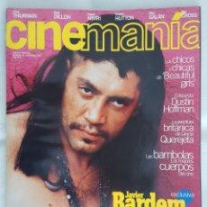 Cine: REVISTA / CINEMANIA N° 14. Lote 195619877