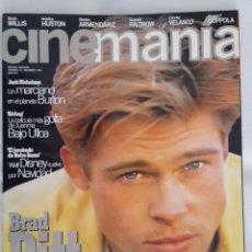 Cine: REVISTA / CINEMANIA N° 15. Lote 195619982