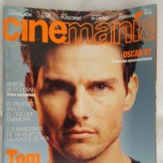 Cine: REVISTA / CINEMANIA N° 18. Lote 195620383