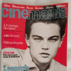 Cinema: REVISTA / CINEMANIA N° 19. Lote 195620438