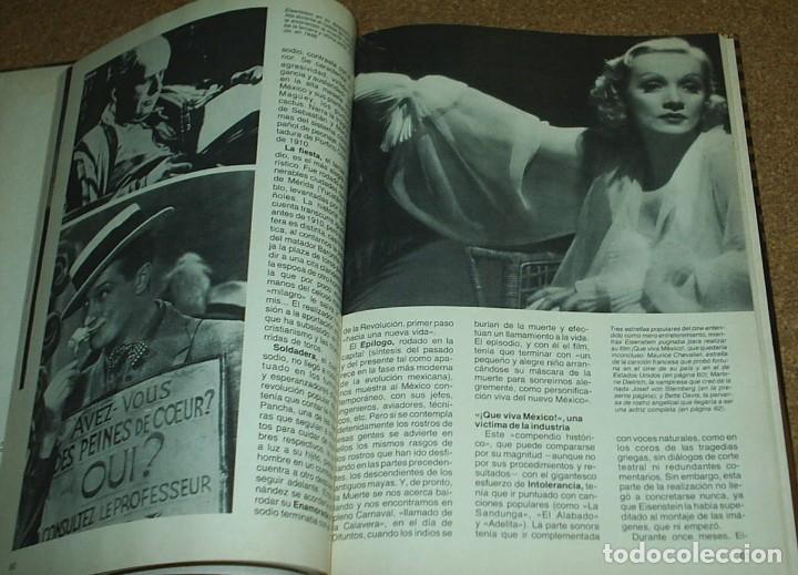 Cine: LA HISTORIA DEL CINE EN SUS ETAPAS MAS SIGNIFICATIVAS 1979 127 PG -IMPORTANTE LEER ENVIO Y VER FOTOS - Foto 4 - 195632662