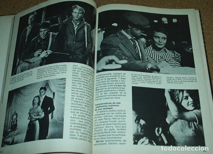 Cine: LA HISTORIA DEL CINE EN SUS ETAPAS MAS SIGNIFICATIVAS 1979 127 PG -IMPORTANTE LEER ENVIO Y VER FOTOS - Foto 5 - 195632662