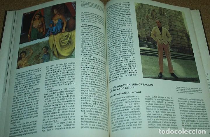 Cine: LA HISTORIA DEL CINE EN SUS ETAPAS MAS SIGNIFICATIVAS 1979 127 PG -IMPORTANTE LEER ENVIO Y VER FOTOS - Foto 6 - 195632662