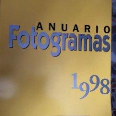 Cine: ANUARIO FOTOGRAMAS 1997-2015. Lote 195942356