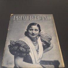 Cine: PRIMER PLANO N°159. 31 DE OCTUBRE 1943. ESTRELLITA CASTRO, JULIO REY DE LAS HERAS.. Lote 195950752
