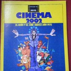 Cine: CINEMA 2002 NÚMERO 55 - REVISTAS DE ESTA COLECCIÓN CON 40% POR TIEMPO ILIMITADO. Lote 196061177