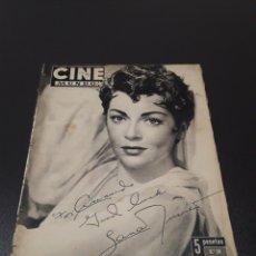 Cine: CINE MUNDO N°98. 30 DE ENERO 1954. LANA TURNER.. Lote 196158476