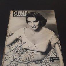 Cine: CINE MUNDO N°73. 8 DE AGOSTO 1953. JULIA ADAMS, GARY COOPER.. Lote 196159495