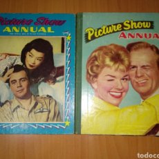 Cine: PICTURE SHOW ANNUAL. AÑOS 1959 Y 1960.. Lote 196383017