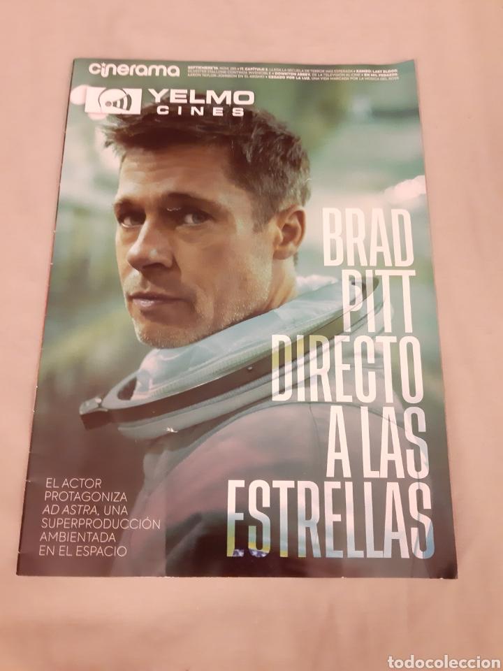 REVISTA CINERAMA, YELMO CINES N° 285. SEPTIEMBRE 2019 (Cine - Revistas - Cinerama)