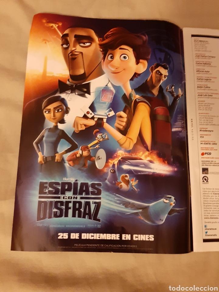 Cine: Revista Cinerama, Yelmo Cines N° 288. Diciembre 2019 - Foto 2 - 196388990