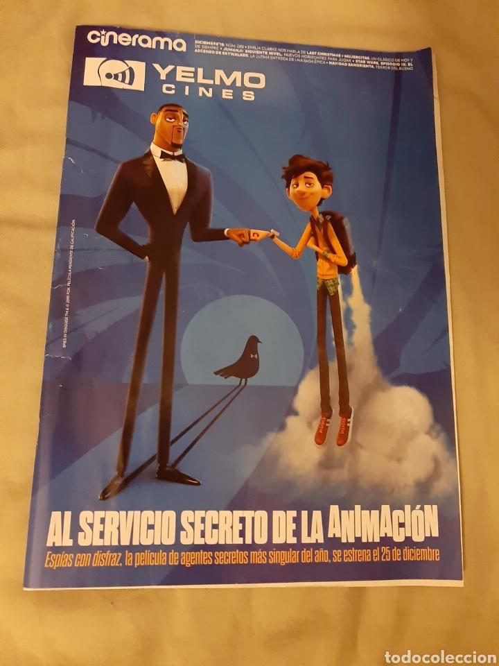 REVISTA CINERAMA, YELMO CINES N° 288. DICIEMBRE 2019 (Cine - Revistas - Cinerama)