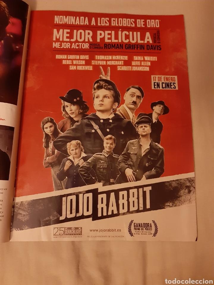 Cine: Revista Cinerama, Yelmo Cines N° 289. Enero 2020 - Foto 6 - 196389235
