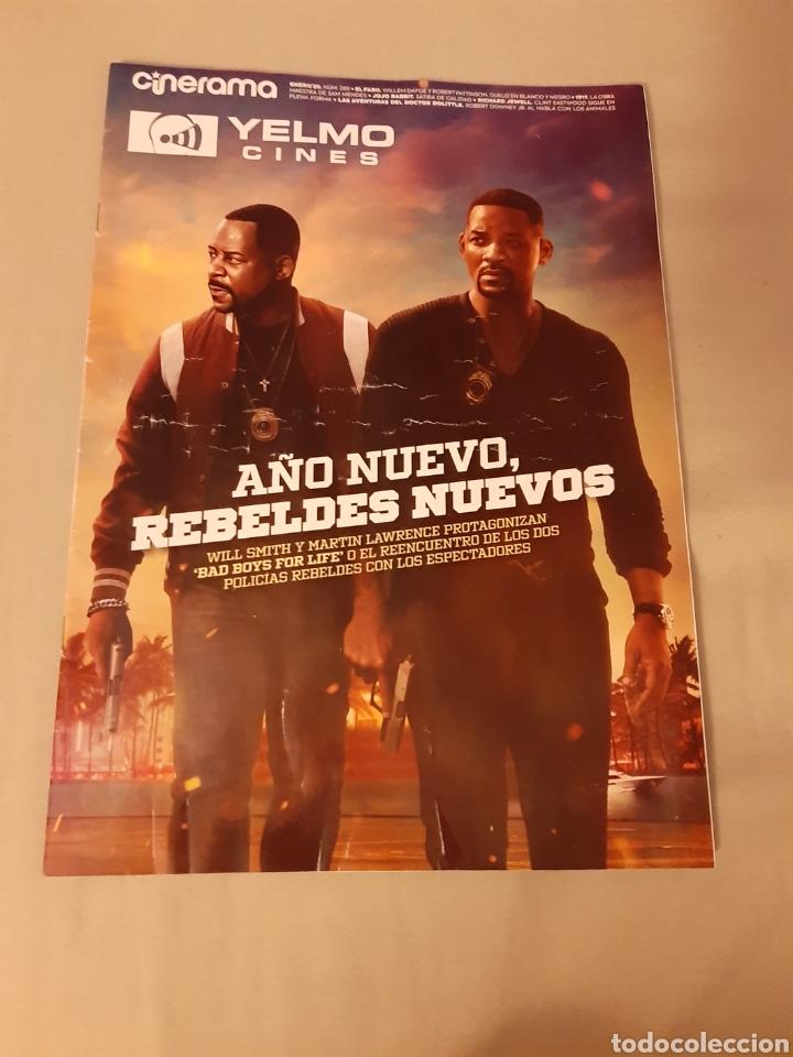 REVISTA CINERAMA, YELMO CINES N° 289. ENERO 2020 (Cine - Revistas - Cinerama)