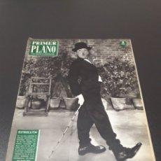 Cine: PRIMER PLANO N°1.104. 8 DE DICIEMBRE 1961. MEL FERRER, AUDREY HEPBURN.. Lote 196475060