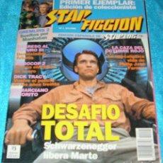 Cine: STAR FICCION EL DIFICIL Nº 1- MUY BUEN ESTADO-IMPORTANTE LEER DESCRIPCION Y VER FOTOS. Lote 196789345