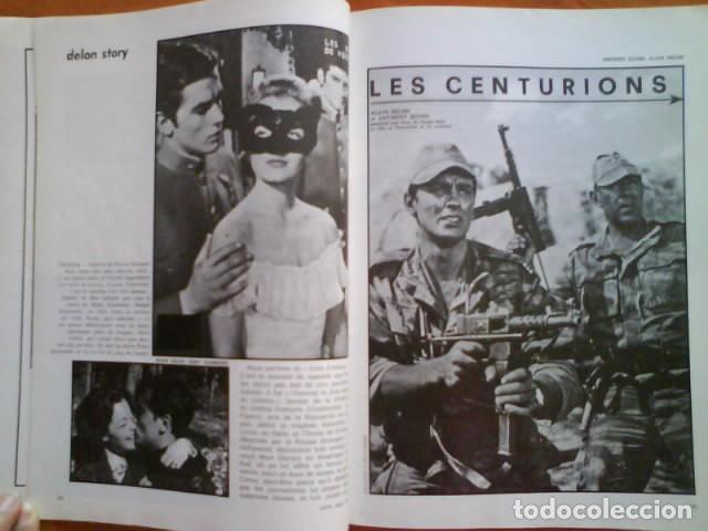 Cine: STORY DELON -CINEMA - 1976 // EN FRANCÉS - FOTOGRAFÍAS - Foto 2 - 196825680