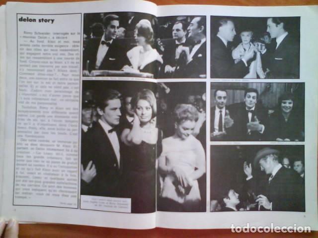 Cine: STORY DELON -CINEMA - 1976 // EN FRANCÉS - FOTOGRAFÍAS - Foto 3 - 196825680