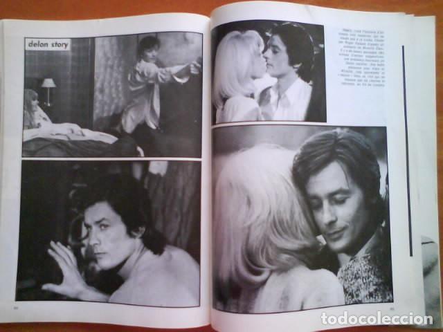 Cine: STORY DELON -CINEMA - 1976 // EN FRANCÉS - FOTOGRAFÍAS - Foto 4 - 196825680