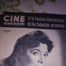 Cine: GARY COOPER Y SOFÍA LOREN. Lote 197084263