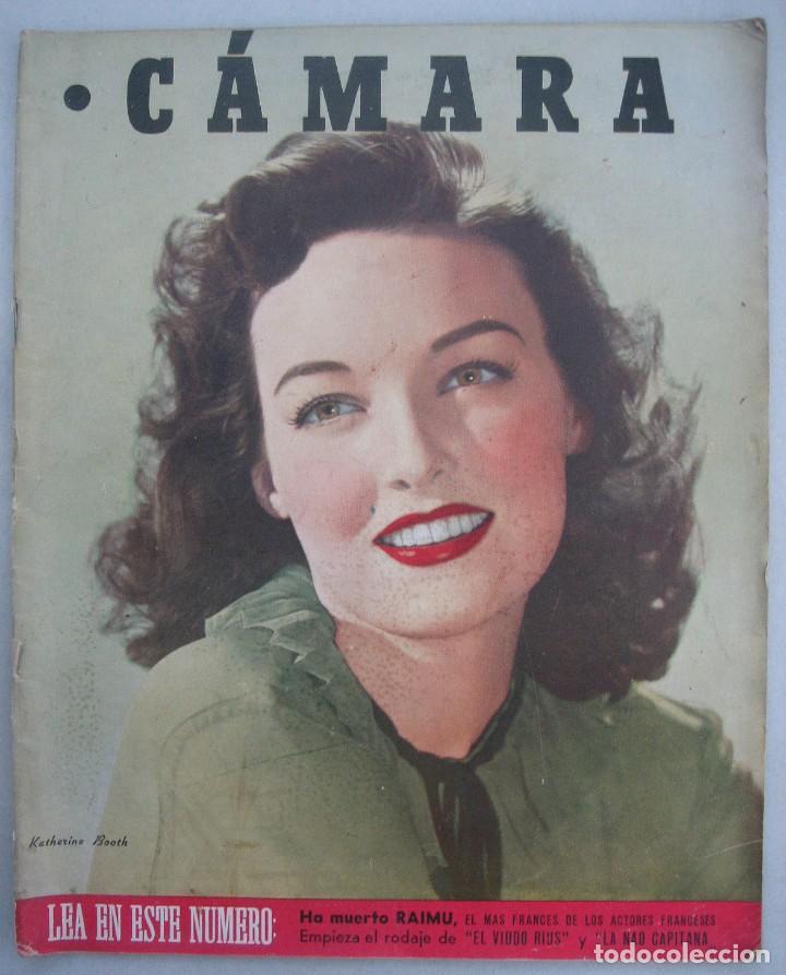 CÁMARA. 5 REVISTAS. NÚMEROS: 90, 136, 143, 149 Y 163 (Cine - Revistas - Cámara)