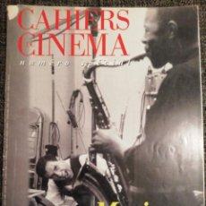 Cine: NÚMERO ESPECIAL CAHIERS DU CINÉMA DEDICADO A LA MÚSICA DE CINE. DESCATALOGADO Y DIFÍCIL DE ENCONTRAR. Lote 197150213