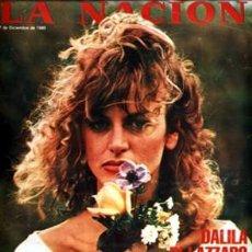 Cine: DALILA DI LAZZARO REVISTA ARGENTINA MAGAZINE REPORTAJE.. Lote 197378825