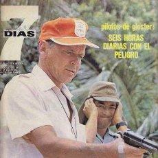 Cine: FRANK SINATRA ARGENTINA VERY RARE MAGAZINE REVISTA GLOSTER METEOR. Lote 197381956