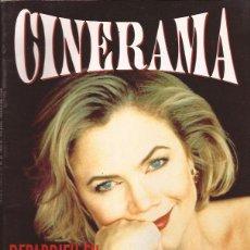 Cine: REVISTA DE CINE CINERAMA Nº 21 KATHLEEN TURNER DEPARDIEU. Lote 197394622