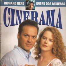Cine: REVISTA DE CINE CINERAMA Nº 24 NICOLE KIDMAN MICHAEL KEATON. Lote 197397153