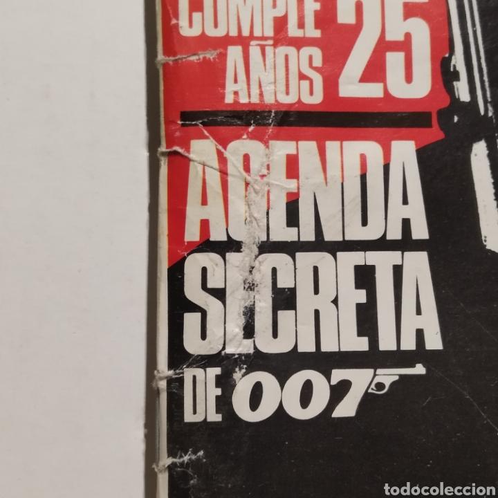 Cine: Mitos FOTOGRAMAS JAMES BOND Cumple 25 años, 007, Timothy Dalton, Sean Connery - Foto 2 - 197439386
