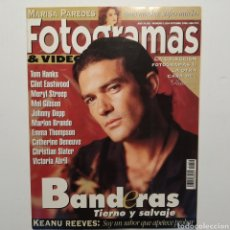 Cine: FOTOGRAMAS AÑO 48 NÚMERO 1824 OCTUBRE 1995 ANTONIO BANDERAS, TOM HANKS, MERYL STREEP. MARLON BRANDO. Lote 197444421