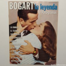 Cine: FOTOGRAMAS SUPLEMENTO ESPECIAL 1867 BOGART LA LEYENDA. Lote 197449483