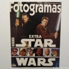 Cine: FOTOGRAMAS EXTRA STAR WARS AÑO 52, NÚMERO 1870, AGOSTO 1999. Lote 197450227