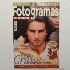 Cine: FOTOGRAMAS AÑO 48 NÚMERO 1814 DICIEMBRE 1994 TOM CRUISE, DREW BARRIMORE, TIM BURTON. Lote 197452508