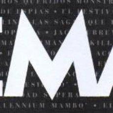 Cine: LOTE 30 REVISTAS 'CINEMANIA' A ELEGIR - NUEVAS A ESTRENAR - GASTOS DE ENVIO INCLUIDOS. Lote 197607256