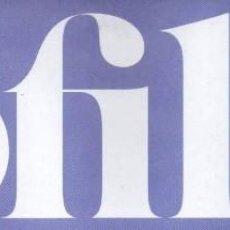 Cine: LOTE 10 REVISTAS 'SOFILM' A ELEGIR - NUEVAS A ESTRENAR. Lote 197607661