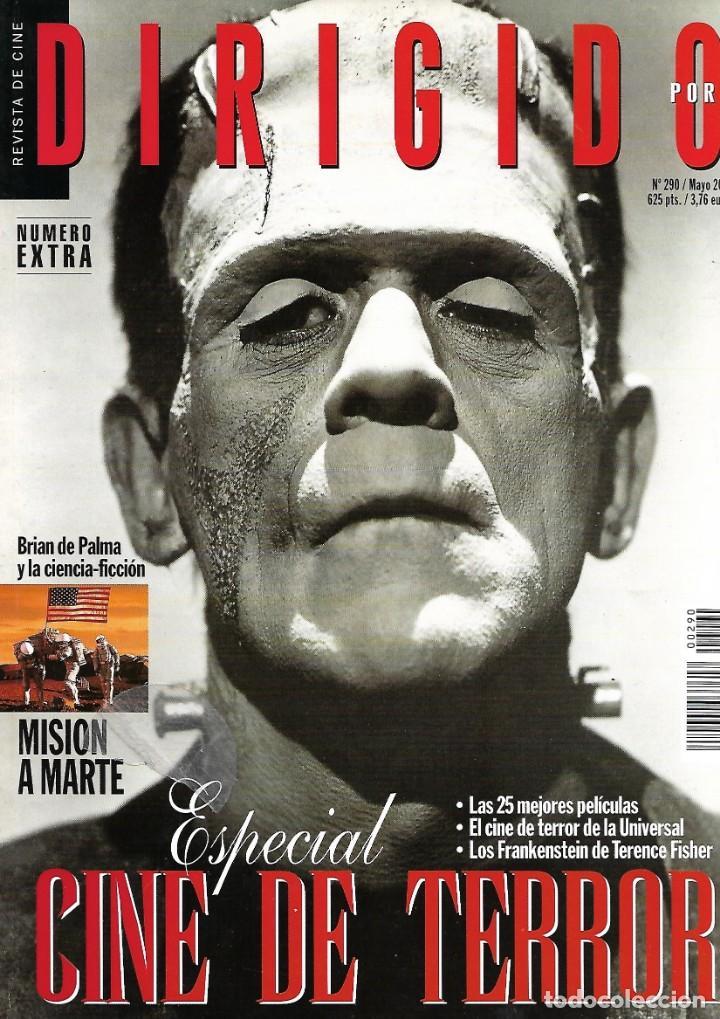 DIRIGIDO POR Nº 290 (Cine - Revistas - Dirigido por)