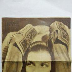 Cine: REVISTA POPULAR FILM, Nº 501, MARZO 1936, PORTADA KATHARINE HEPBURN. Lote 197921865