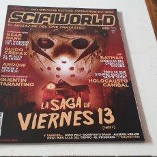 Cinema: SCIFIWORLD N° 59 MARZO 2013. Lote 197922235