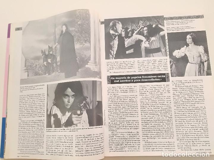 Cine: FANGORIA Nº 2 - ED. ZINCO 1991 // CINE GORE FANTASTTICO TERROR BARBARA STEELE SERIE B SLASHER - Foto 4 - 198413933