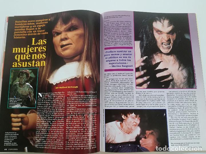 Cine: FANGORIA Nº 2 - ED. ZINCO 1991 // CINE GORE FANTASTTICO TERROR BARBARA STEELE SERIE B SLASHER - Foto 12 - 198413933