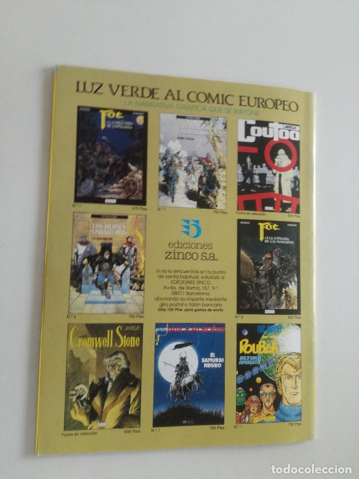 Cine: FANGORIA Nº 2 - ED. ZINCO 1991 // CINE GORE FANTASTTICO TERROR BARBARA STEELE SERIE B SLASHER - Foto 15 - 198413933