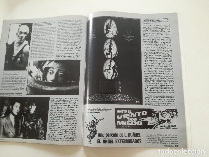 Cine: FANGORIA Nº 4 - ED. ZINCO 1991 // SITGES 91 CINE GORE FANTASTICO TERROR SERIE B SLASHER AÑOS 70 - Foto 15 - 198414156