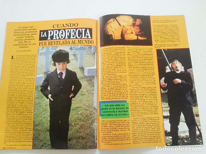 Cine: FANGORIA Nº 4 - ED. ZINCO 1991 // SITGES 91 CINE GORE FANTASTICO TERROR SERIE B SLASHER AÑOS 70 - Foto 16 - 198414156
